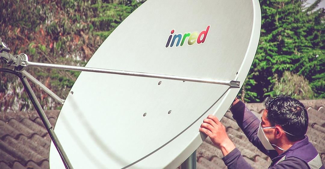 INRED -Conectividad en Colombia